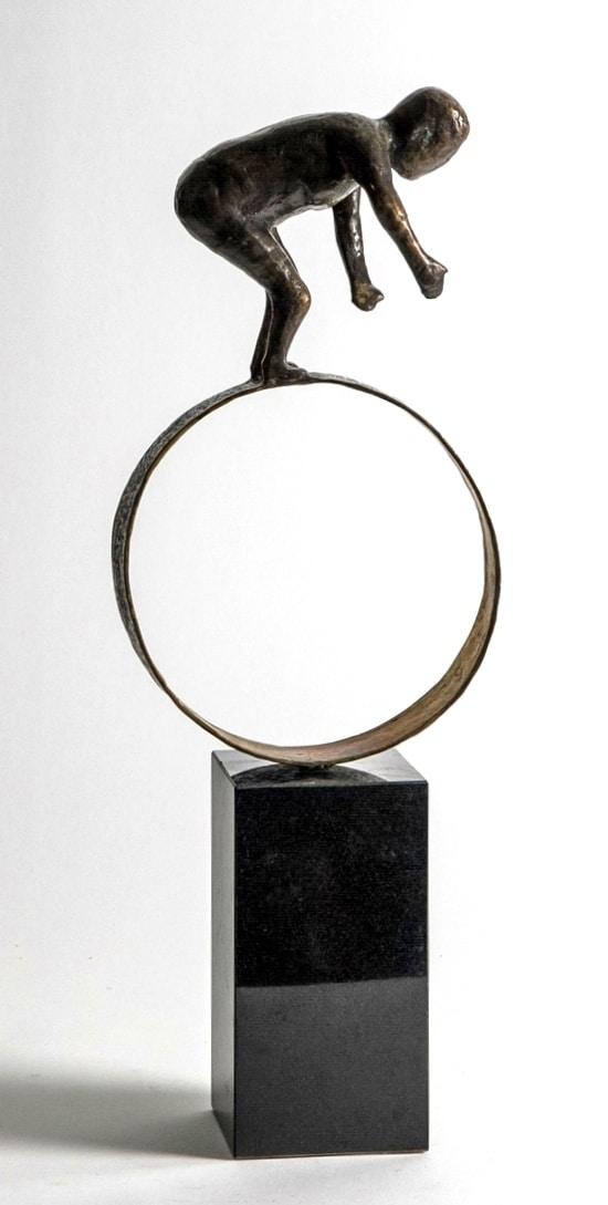 BALANSE – ekte bronse