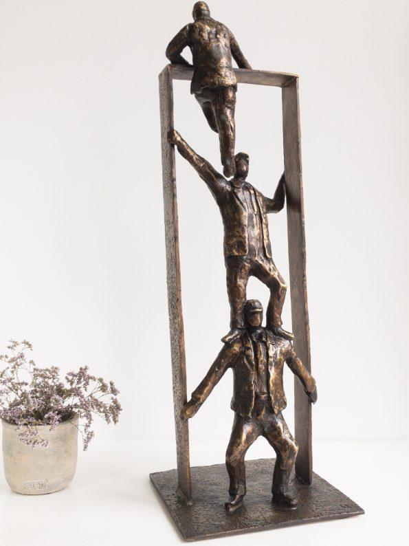 TEAMBUILDING – ekte bronse