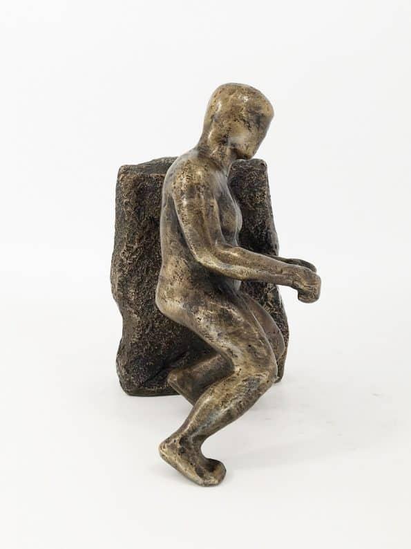 MANPOWER – ekte bronse