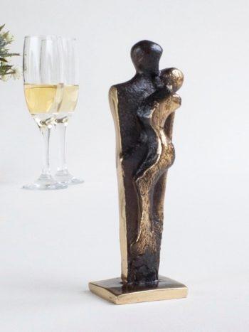 Kjærlighet – ekte bronse