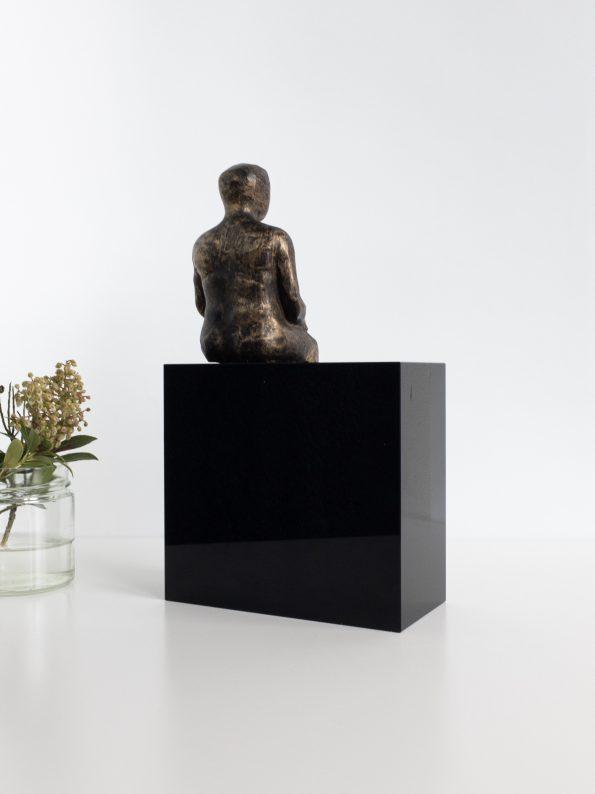DET STORE OVERBLIKKET – bronse patinert