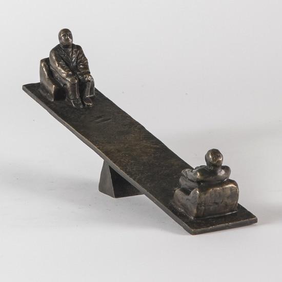 MOMENTUM – ekte bronse