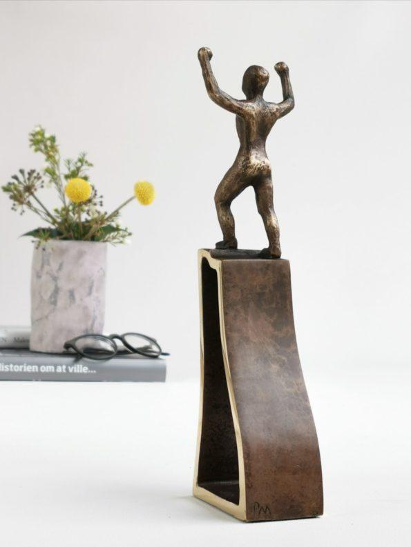 SUCCESS – ekte bronse