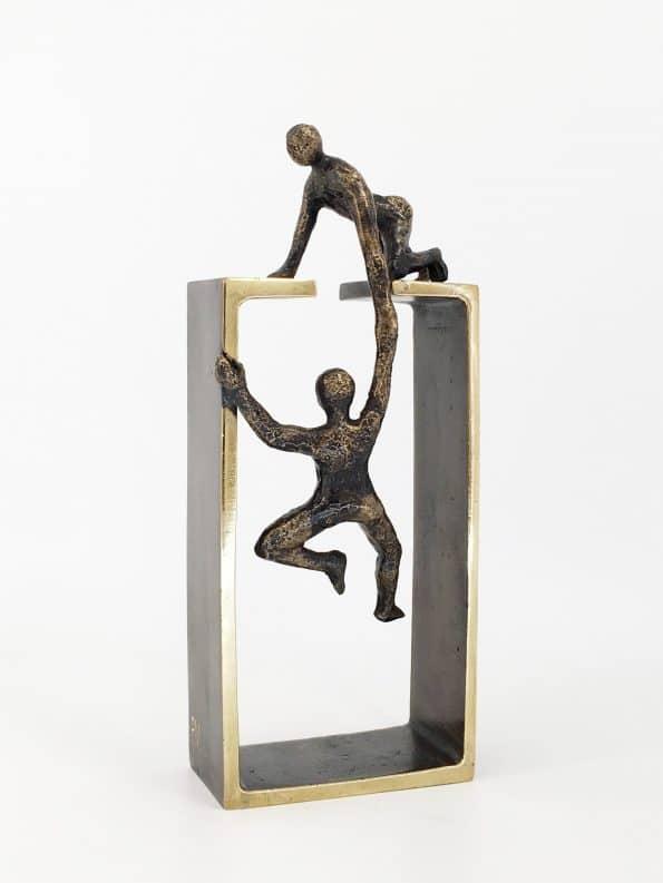 Hjelpsomhet – ekte bronse