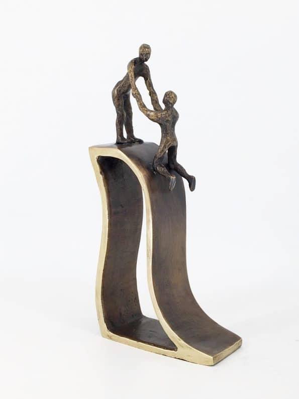 Sammenhold – ekte bronse