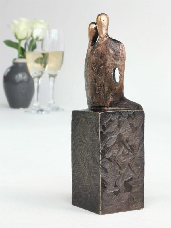 Tosomhet - ekte bronse