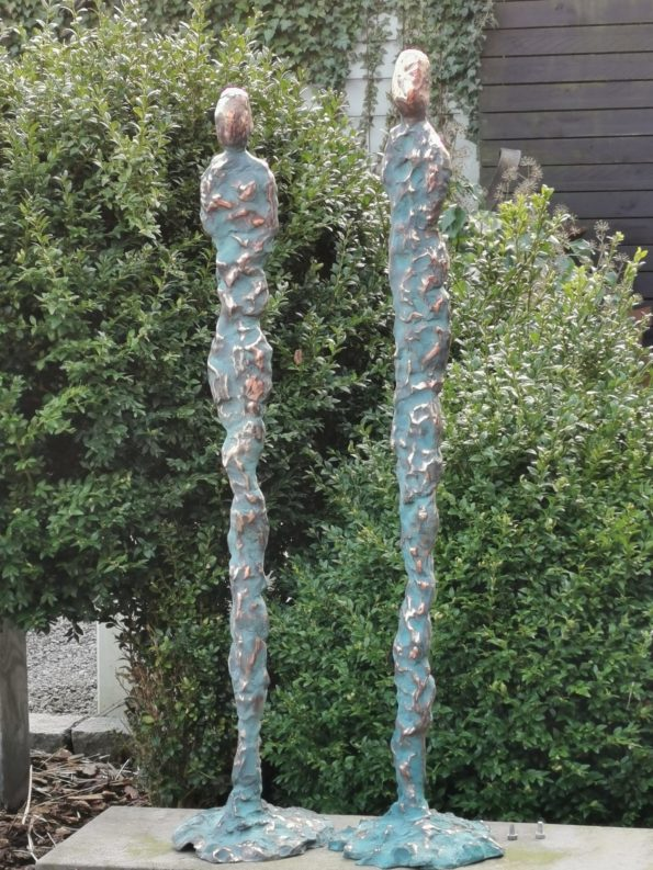 GEJSER PAR - ekte bronse