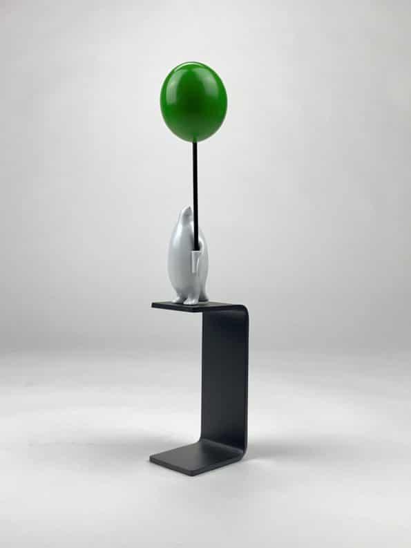 Et hav av muligheter – grønn ballong
